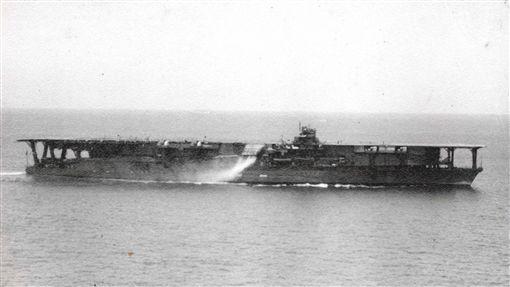 日本,RV Petrel,珍珠港,加賀號,航空母艦,中途島,美軍,擊沉, 圖/翻攝自wiki