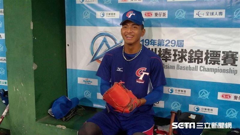 飆速158公里!「最速火球男」劉致榮 傳將與紅襪隊簽約