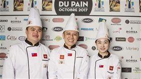 中國,大陸,打壓,台灣,麵包,冠軍,揮舞,國旗,觀眾,搖旗,抗議,世界麵包大賽,Mondial du Pain 圖/翻攝自Mondial du Pain官網