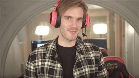 PewDiePie。(圖/翻攝自YouTube)