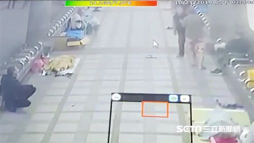 台北市萬華區艋舺公園發生砍人事件(翻攝畫面)