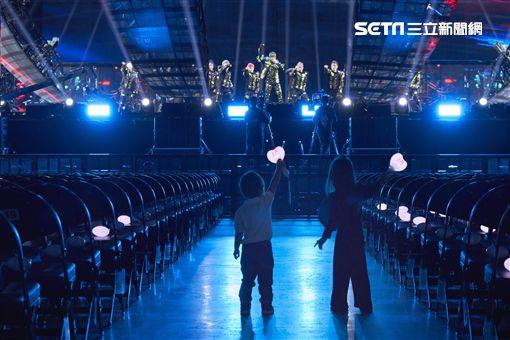 周杰倫上海演唱會最終場照片杰威爾提供