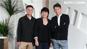 導演嚴藝文、陳長綸及演員溫昇豪《俗女養成記》。