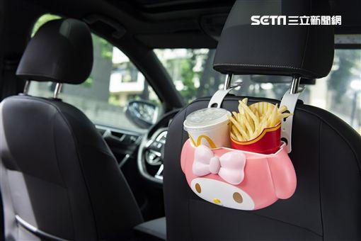 美樂蒂萬用置物籃,美樂蒂,置物籃,限量,麥當勞,台灣麥當勞