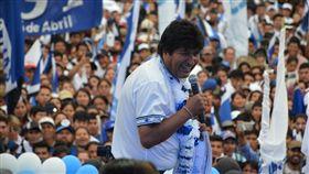 玻利維亞,總統,莫拉萊斯(Evo Morales),玻利維亞總統拚第4任期 挺進決選出戰前領導人 (圖/翻攝自Evo Morales Ayma臉書)