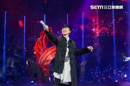 林俊傑三天三場LIVE新單曲首唱 華納音樂提供