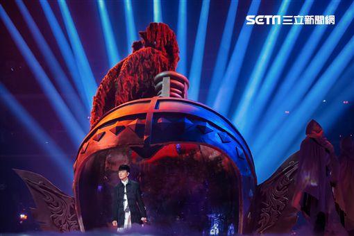 林俊傑三天三場LIVE新單曲首唱華納音樂提供
