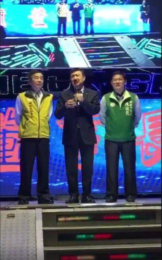 余天,余苑綺,癌症,集氣,計程車(圖/翻攝自余天 Yu Tian 臉書)