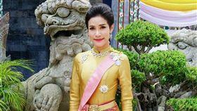 泰國,寵妃,頭銜,妃子,軍銜,爭寵,王后,牟利,反抗,泰王,庶民,冷宮, 圖/翻攝自泰國王室公報