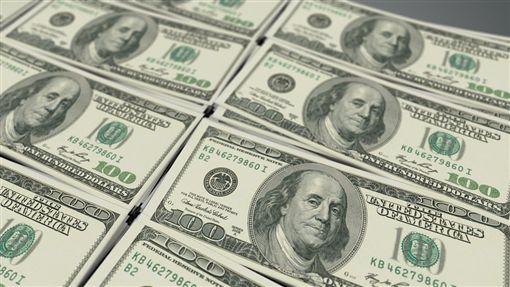 美金。(圖/翻攝自Pixabay圖庫)