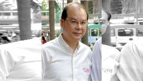 張建宗(圖)早上會晤媒體時被問到陳同佳案時說,希望台灣方面實事求是,不要把案件政治化。(圖/取自維基共享資源,CC BY-SA 4.0)