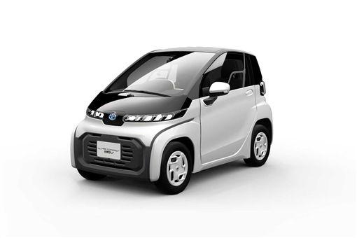 ▲Toyota Ultra Compact BEV電動車。(圖/翻攝網站)