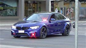▲澳洲警車BMW M3(圖/翻攝motor1)
