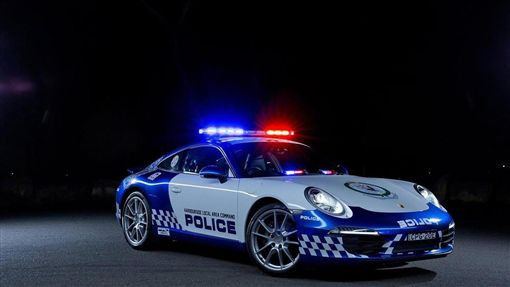 ▲澳洲警車Porsche 911 Carrera(圖/翻攝motor1)