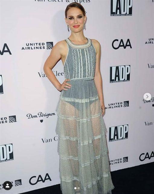 Natalie Portman女星娜塔莉波曼(翻攝IG)