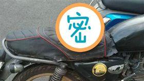 工地,安全帽,小偷,以物易物,Dcard 圖/翻攝自Dcard