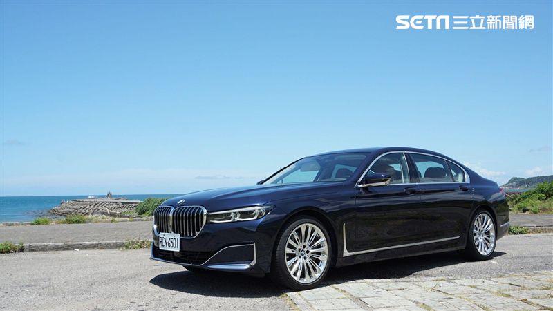 究竟是皇宮還是野獸 無法定義的BMW 750Li