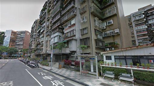男童,墜樓,國宅,萬華/google map
