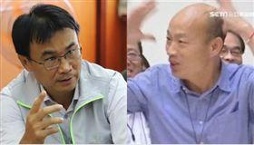 農委會主委陳吉仲、高雄市長韓國瑜。(圖/資料照)