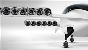 ▲Lilium電動飛天載具。(圖/翻攝網站)