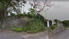 永公路別墅置棺。(圖/擷取自google map)