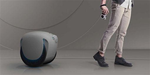 ▲Piaggio集團研發的Gita機器人。(圖/翻攝網站)