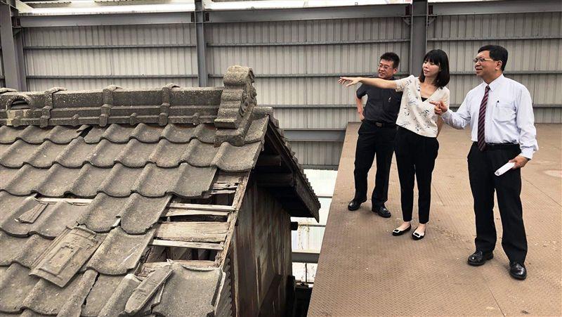 台中市定古蹟潭子農會穀倉 獲中央補助1億修復