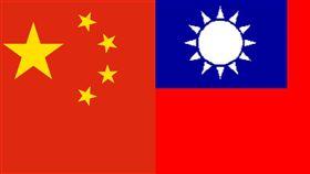 中國,台灣,國旗