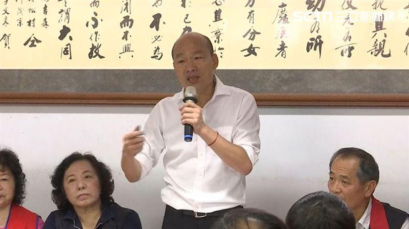 又失言…拿刀叉的不推?韓國瑜談茶葉:到用筷子國家推廣!