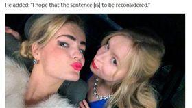 俄羅斯在2016年發生一起駭人聽聞的兇殺案,被告因忌妒模特兒妹妹的美貌,於是痛下毒手殺害自己的親妹妹,據調查報告指出,被告用刀捅了妹妹至少189次,更割下她的右耳、挖出眼睛,手端極為兇殘。這起案件的判決結果於當地時間22日出爐,法官判處兇嫌13年有期徒刑定讞。(圖/翻攝自The Sun)