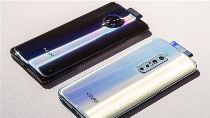 全台首支5G手機!「瀑布屏」vivo NEX 3登場