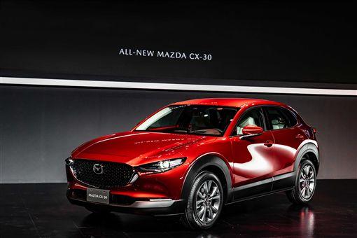 ▲Mazda CX-30(圖/Mazda提供)