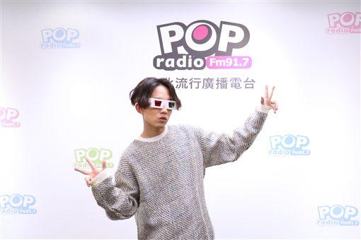 林宥嘉。(POP Radio提供)
