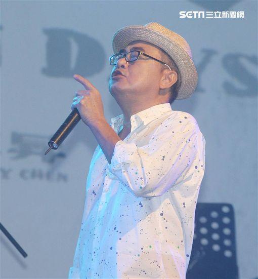 陳昇新歌分享會 記者邱榮吉攝影