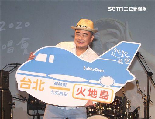 陳昇新歌分享會記者邱榮吉攝影