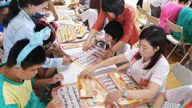 台南啟智學童體驗一日房仲 台灣房屋捐工作金