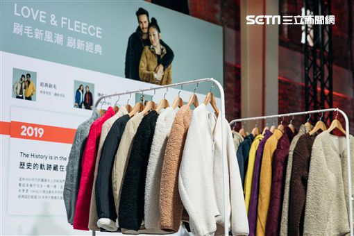 優衣庫,UNIQLO,明星外套,蕭敬騰