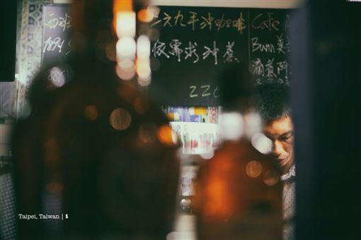 圖/勿用!!!!!!!陳耀恩,Ean Chen,亭在二六九市場咖啡餐酒館,大稻埕,老歐洲
