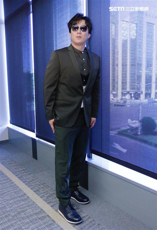 蕭煌奇專訪新專輯候鳥記者林聖凱攝影