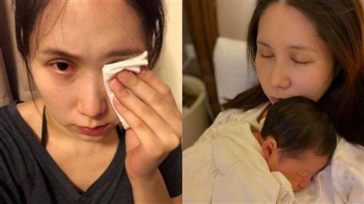 李亞萍,余天,余苑綺,直腸癌,兒子,化療,臉書