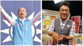▲韓國瑜、謝震武(組合圖,資料畫面、翻攝臉書)