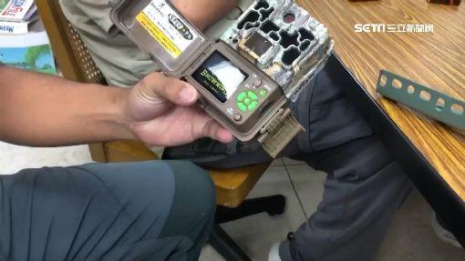 破案!38台石虎相機遭竊 警逮兩男