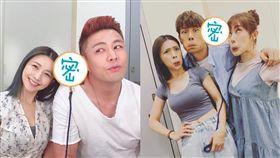 吳婉君 劉至翰 王宇婕 陳志強 猴子 圖/臉書