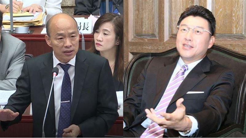 年輕人挺韓國瑜會被笑?謝震武感嘆:去年場景不是這樣…
