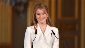 比利時伊麗莎白公主 圖翻攝自比利時皇室IG https://www.instagram.com/p/B4CiFP9n8_I/