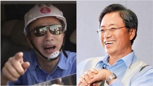 韓國瑜、張善政(圖/翻攝臉書)