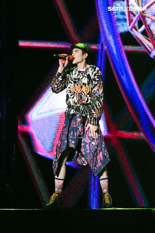 華納音樂提供 蕭敬騰娛樂先生紹興站