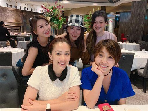 小禎、佩甄、柯以柔、小嫻、Ruby/臉書