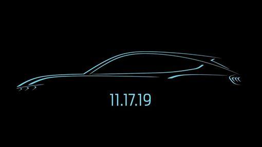 ▲福特預告11月17日將發表首款電動休旅。(圖/翻攝網站)