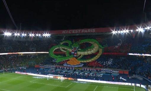 法國,足球,德比,七龍珠,神龍